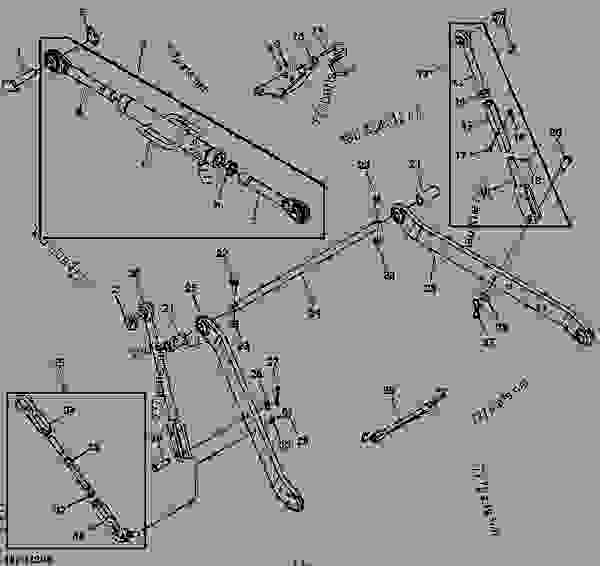 John Deere 3 Point Hitch Parts Diagram Basic Guide Wiring Diagram
