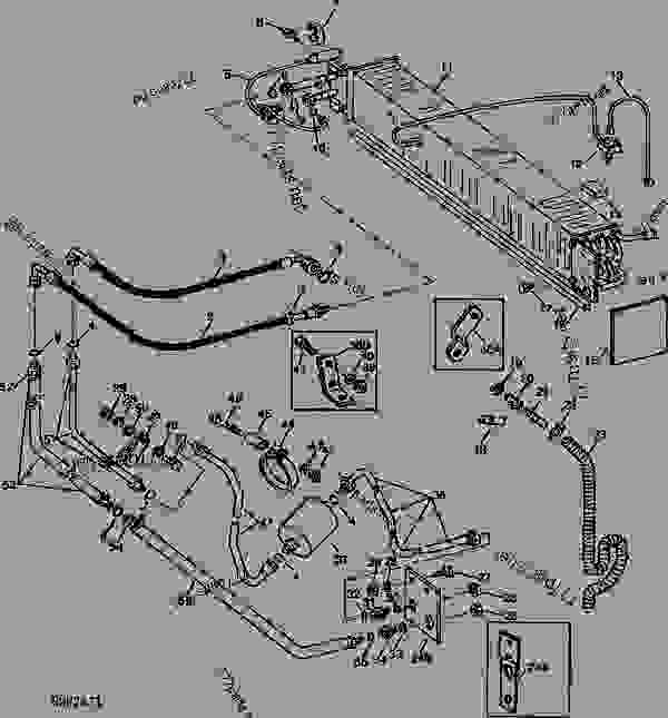 john deere f935 wiring diagram john deere 4440 air conditioning wiring diagram - somurich.com john deere 4030 wiring diagram