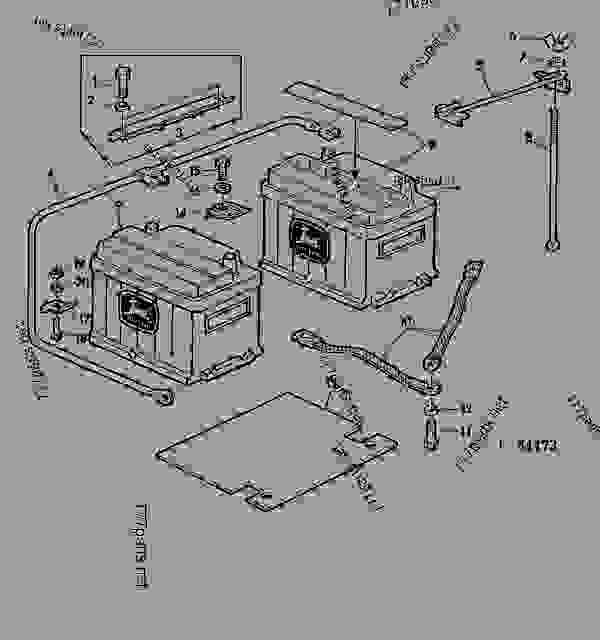 wiring diagram for john deere 2030 tractor wiring diagrams imgbattery  [01g21] tractor john deere