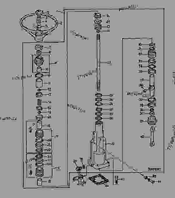 POWER STEERING [02G05] - TRACTOR John Deere 2240 - TRACTOR ... on john deere 2440 wiring diagram, john deere 3010 wiring diagram, john deere 2940 wiring diagram, john deere 4010 wiring diagram, john deere 830 wiring diagram, john deere 2520 wiring diagram, john deere 4640 wiring diagram, john deere 850 wiring diagram, john deere 4440 wiring diagram, john deere 1020 wiring diagram, john deere 4040 wiring diagram, john deere 720 wiring diagram, john deere 2750 wiring diagram, john deere 2630 wiring diagram, john deere 2150 wiring diagram, john deere 2550 wiring diagram, john deere m wiring diagram, john deere 650 wiring diagram, john deere 3020 wiring diagram, john deere 70 wiring diagram,