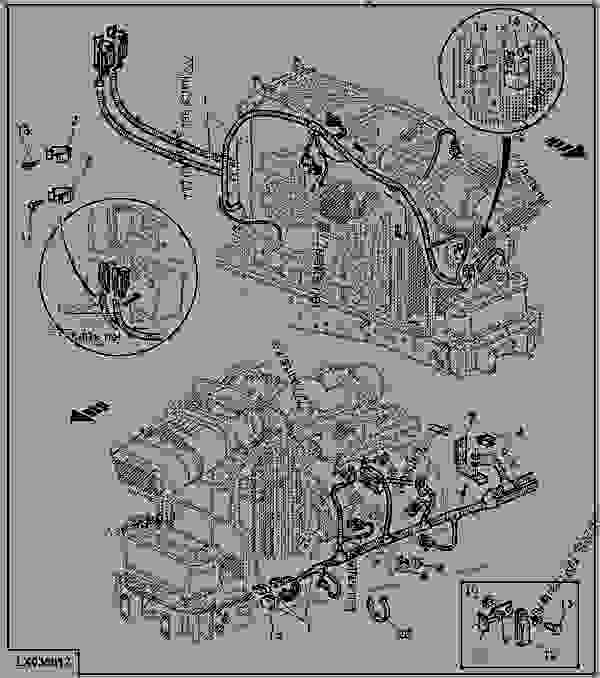 john deere 6420 parts diagram  john  free engine image for