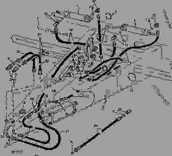 skid steer starter wiring diagram
