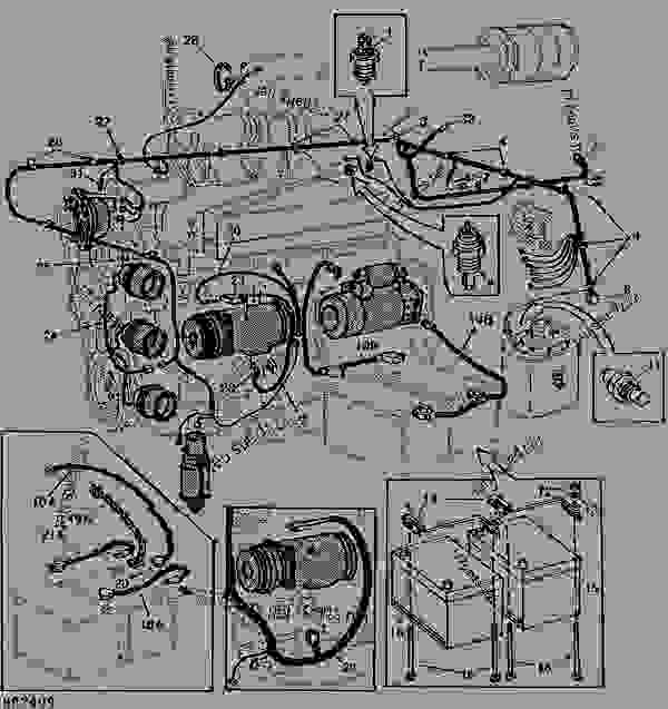 wiring harness for combines   27 wiring diagram images