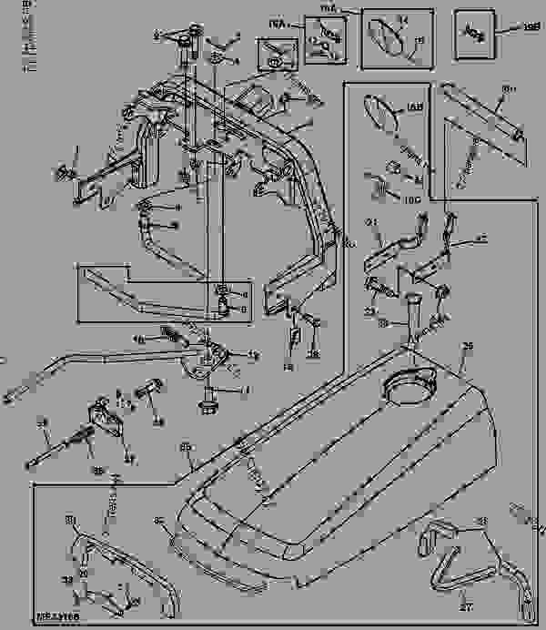 ford 600 tractor transmission diagram