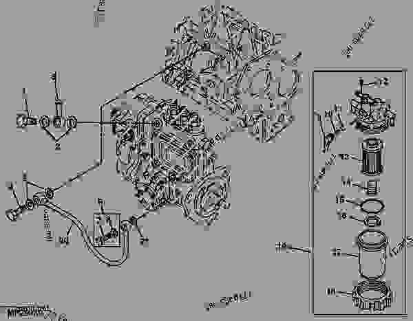 John Deere Fuel Filter Diagrams - talk about wiring diagram on