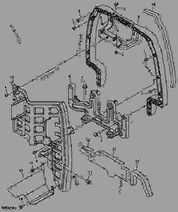 john deere 4320 parts diagram