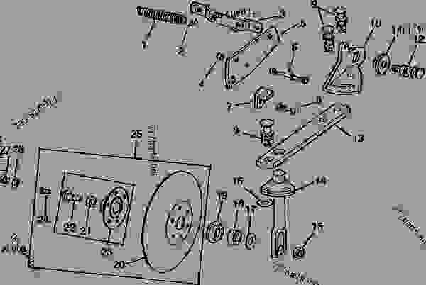 L120 Parts Diagram besides John Deere L110 Deck Belt Diagram 228970 together with 60452 110 Lift Link additionally P 13036 John Deere L100 Series Steering Parts Diagram together with Old Wheel Horse Tractor Wiring. on john deere 110 attachments