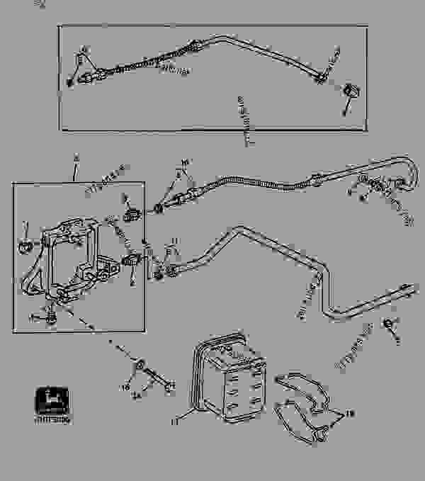fuel filter and lines   - 002919