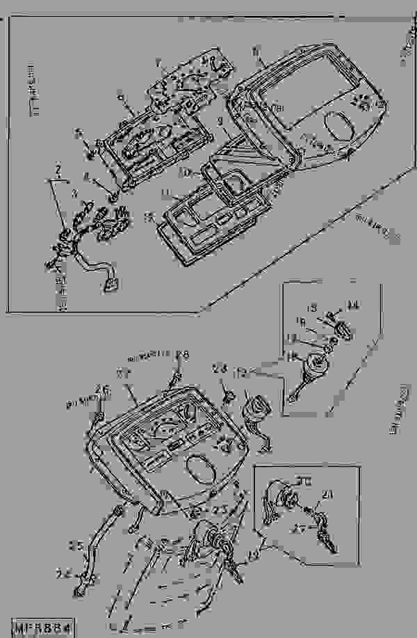 Brown Contemporary Massey Ferguson Wiring Diagram Modern Simple Perfect Voltage Regulator Fuel Gauge Tank Unit likewise Wiring Diagram For A John Deere Amt 622 together with John Deere Gator Wiring Diagram 4 X 2 likewise John Deere Amt 626 Parts likewise Wiring Diagram For John Deere 855. on john deere amt 600 wiring diagram