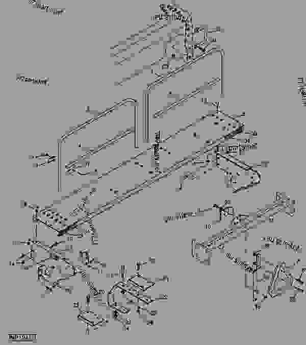 John Deere Wiring Harness Diagram 1590 Drill - Electrical Systems ...