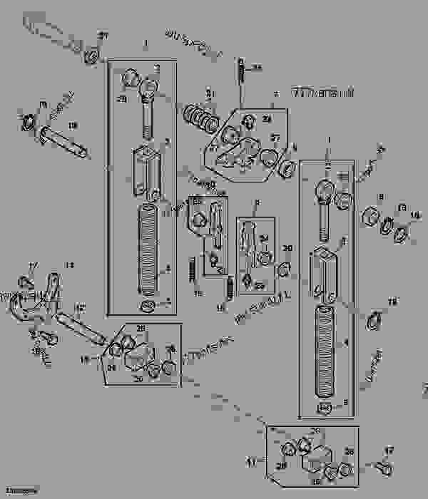 john deere 110 backhoe fuse box diagram