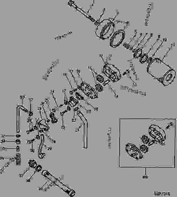 John Deere Parts Schematics further John Deere 4020 Battery Wiring moreover S692239 together with Planter Wiring Harness furthermore 415946 Rehabing 165 Hydro Jd. on john deere 318 hydraulic schematic