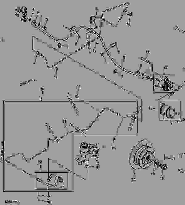 6 x 4 john deere gator parts diagram  6  free engine image