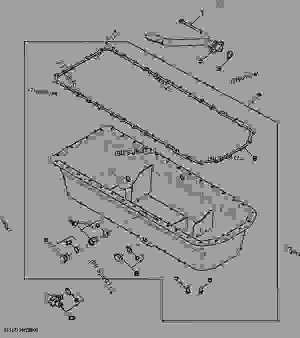 Engine And Clutch Assembly together with Tractor Trailer Pre Trip Inspection Diagram additionally S112973 likewise S253164 together with S2360907. on john deere oil drain valve