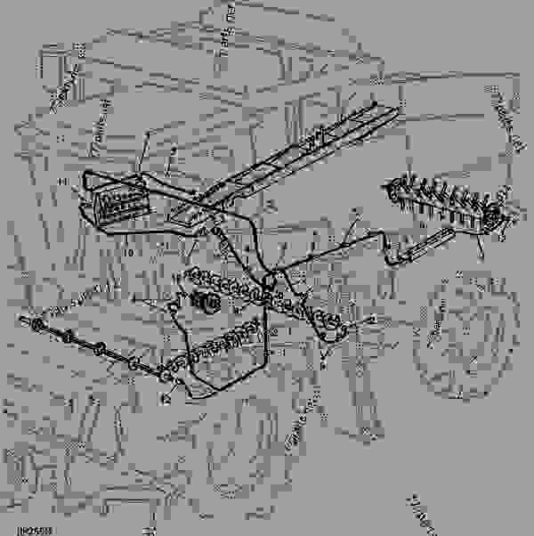 John Deere 6620 Combine Wiring Harness Diagram - All Kind Of Wiring ...