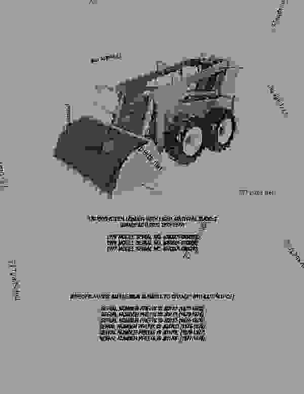 John Deere 170 Skid Steer Clutch Image Of Deer Ledimage Co