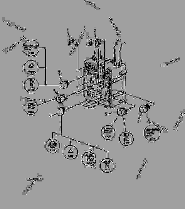 6400 john deere engine wiring diagram  6400  free engine
