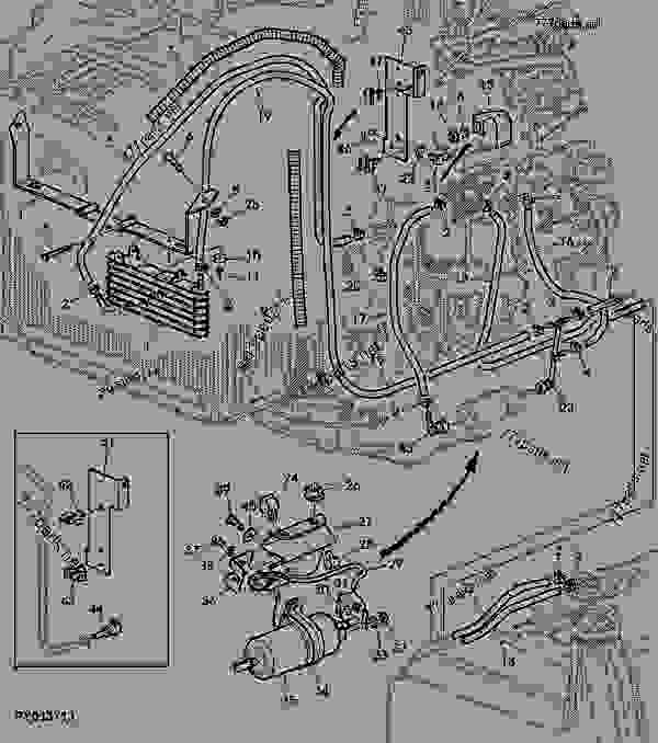 wiring diagram for 6430 john deere air conditioning   51