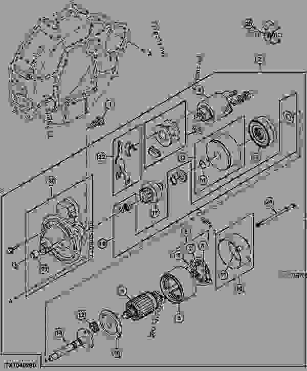 John Deere 27d Wiring Harness Diagram - Electrical Systems Diagrams