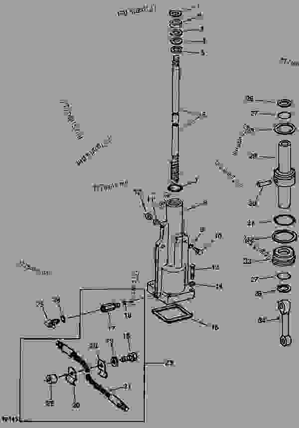 John Deere 2440 Wiring Diagram from 777parts.net