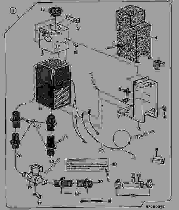 hf000057_______un13mar97 heater parts [g02] cab john deere 855 cab 655, 670, 755, 855 John Deere 855 Parts Diagram at soozxer.org