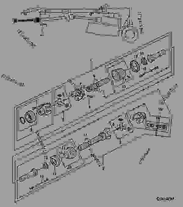 John Deere 1360 Mower Parts Diagram Image Of Deer