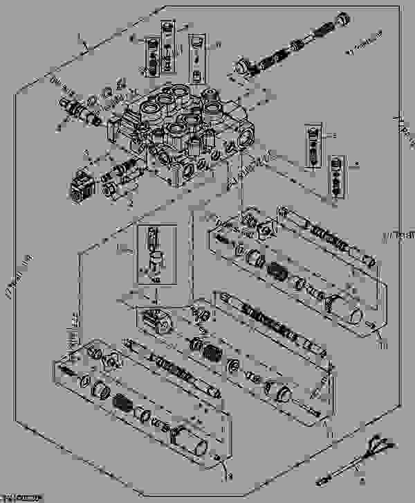 john deere 250 skid steer parts manual