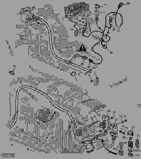 John Deere Gator Ignition Switch Diagram: John Deere 112 Ignition Switch Wiring Diagram At Mazhai.net