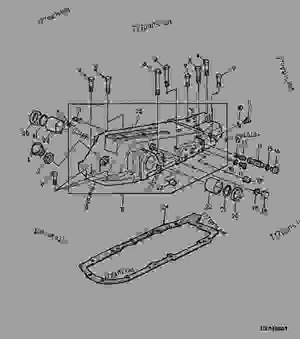 david brown 990 tractor wiring diagram