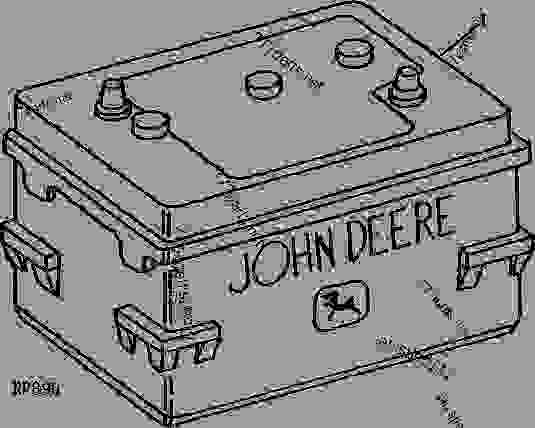 john deere 4040 batteries