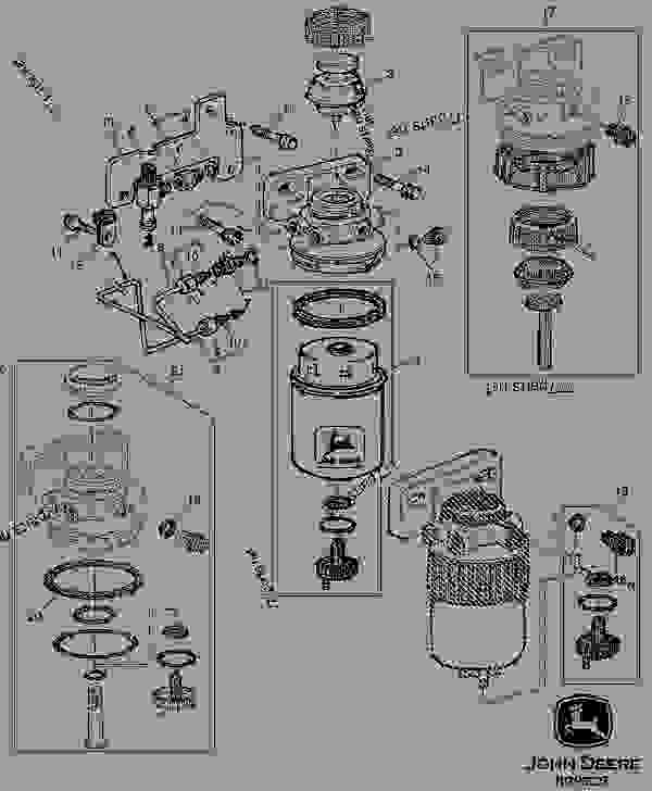 fuel filter fittings - wiring diagrams image free