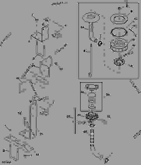 Parts scheme SECONDARY MANIFOLDS AND BRACKETS (1830) - CART, COMMODITY John Deere 1910 - CART, COMMODITY - 1910 Commodity Air Cart AIR SYSTEMS SECONDARY MANIFOLDS AND BRACKETS (1830) | 777parts
