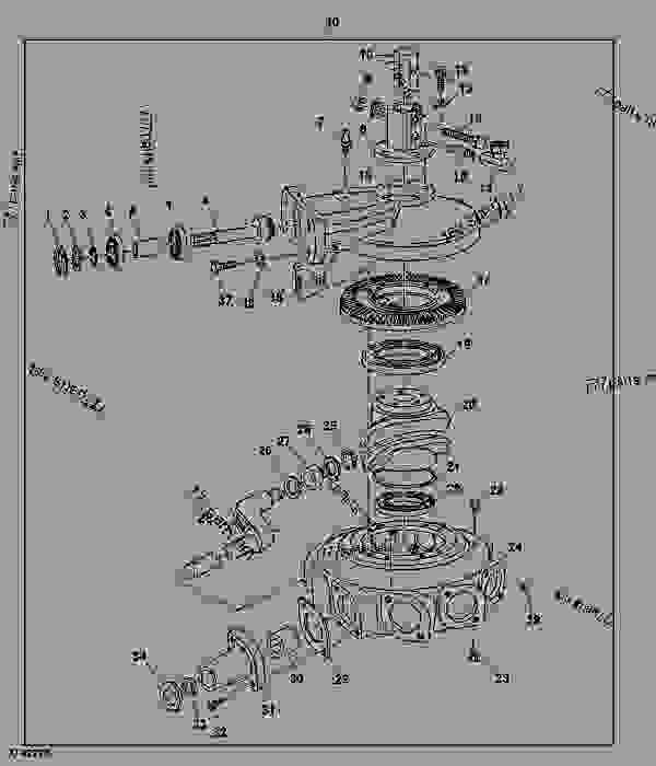 Wiring Diagram For John Deere 180