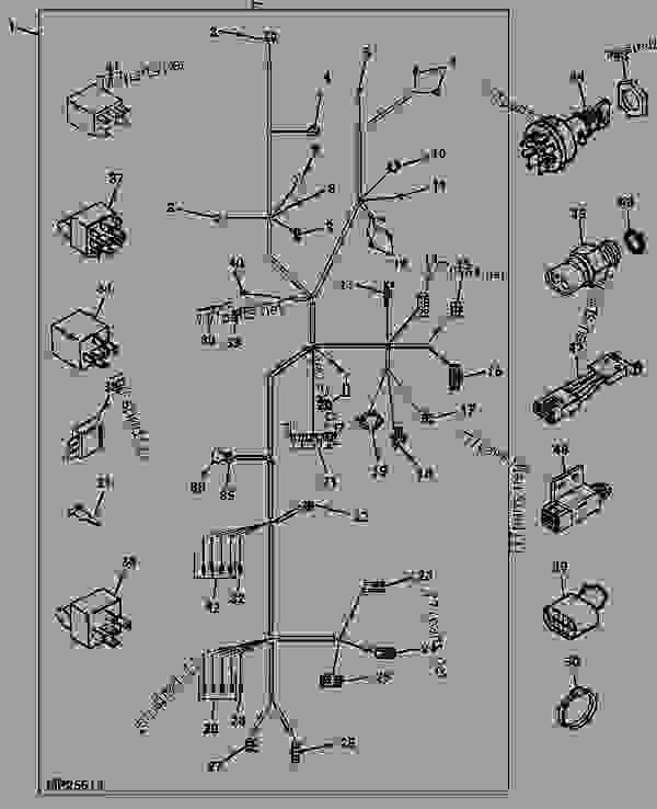 Wiring Diagram For 4410 John Deere Tractor | Wiring Diagram on