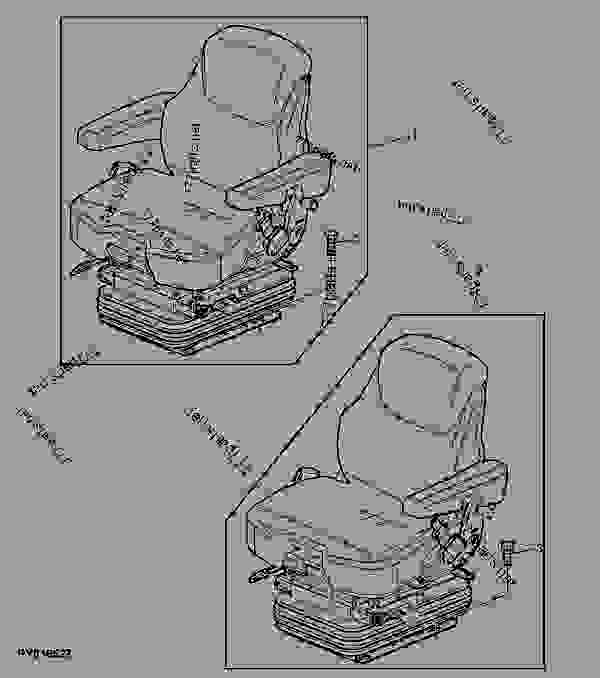 john deere seat diagram  john  free engine image for user