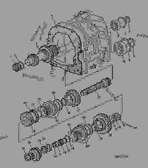 4045 john deere wiring diagram within deere wiring and engine