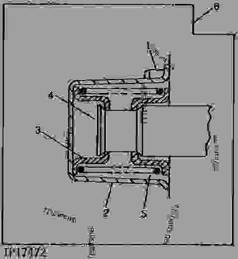 manual positioner  bucket section