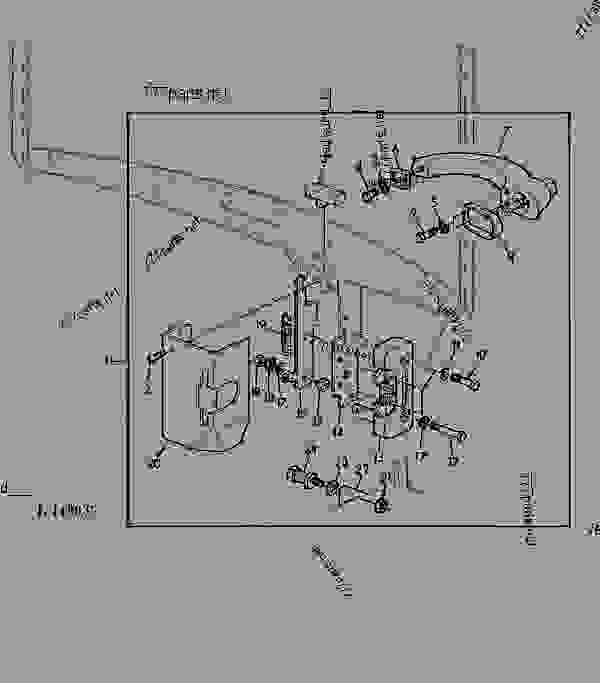 john deere 4440 wiring diagram wiring diagram and schematic design john deere 4630 ac wiring diagram car