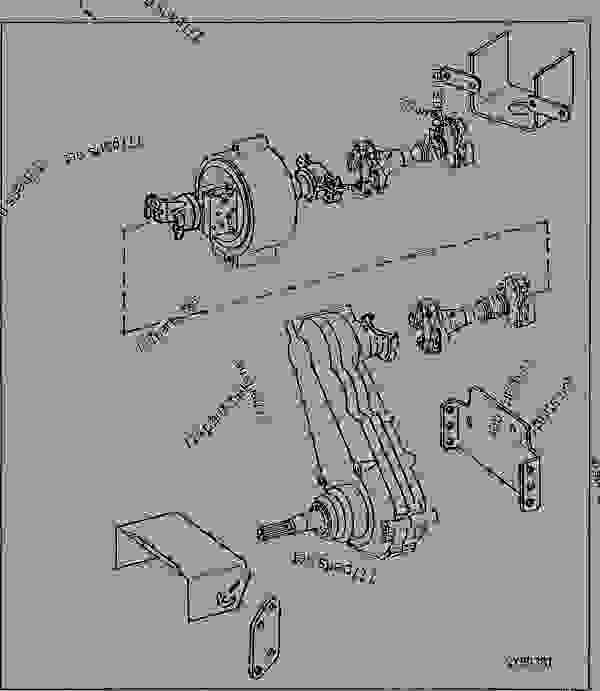 john deere 4010 pto parts diagram  john  free engine image