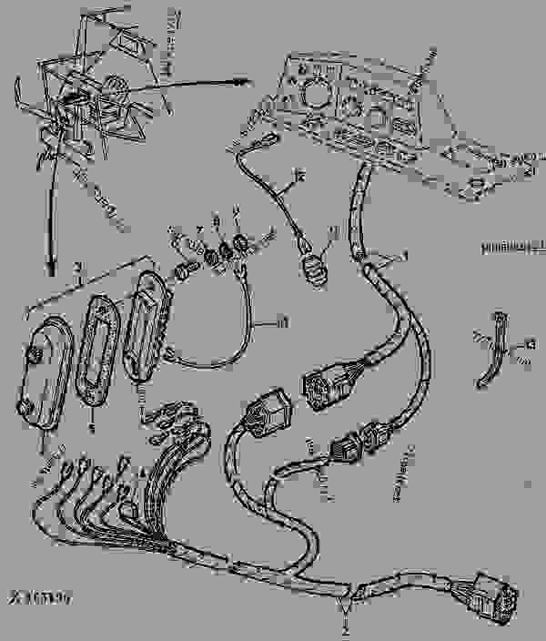 Pelican Paddle Boat Motor Wiring Diagrams further 97 Ford F 150 Wiring Diagram as well NISSAN Car Radio Wiring Connector further 14 Pin Wiring Harness Bobcat furthermore Kubota Tractor Ignition Wiring Diagrams. on john deere wire harness connectors