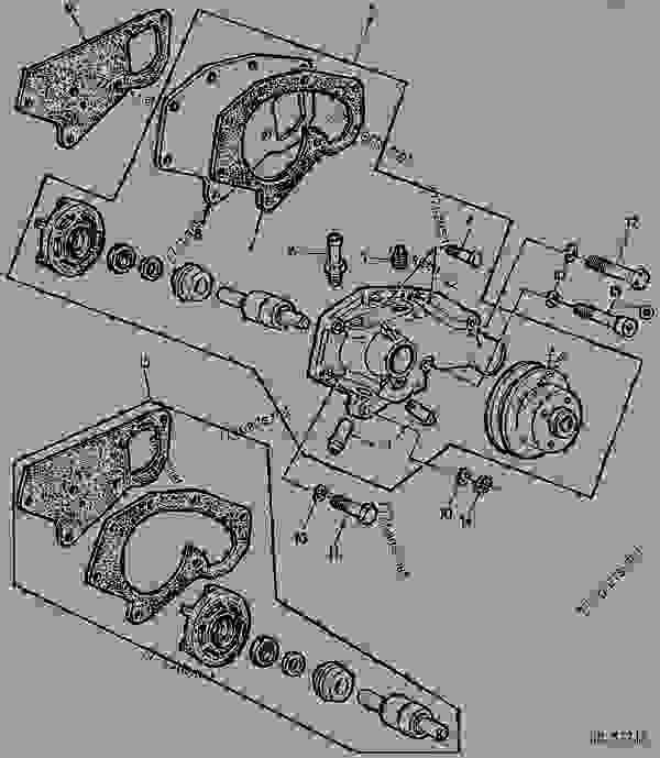 John Deere 318 Ignition Wiring Diagram on D12 Engine