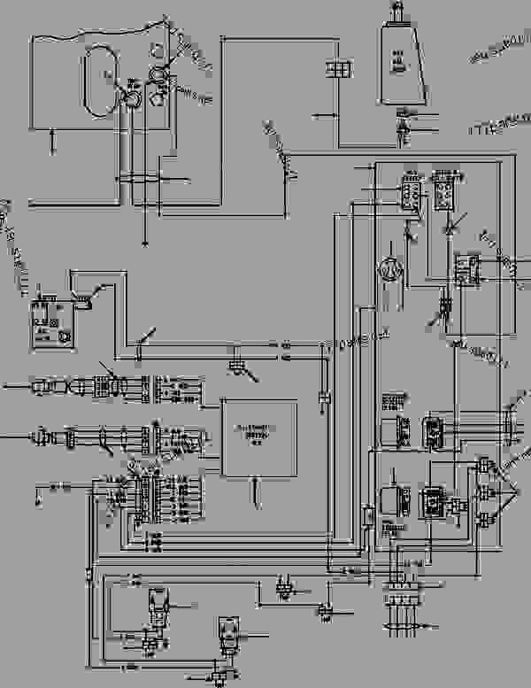 clark forklift ignition wiring harness schematic clark