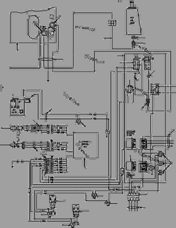 electric forklift wiring diagram together with komatsu