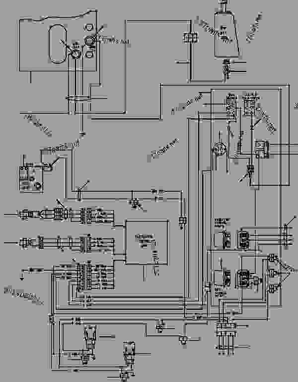 komatsu wiring diagram for radio   32 wiring diagram
