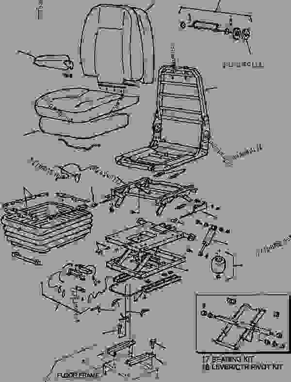 grammer tractor seat parts diagram  seat  auto wiring diagram