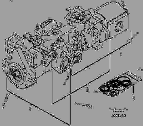 Komatsu Hydraulic Pump Parts Diagram: John Deere 112 Ignition Switch Wiring Diagram At Mazhai.net