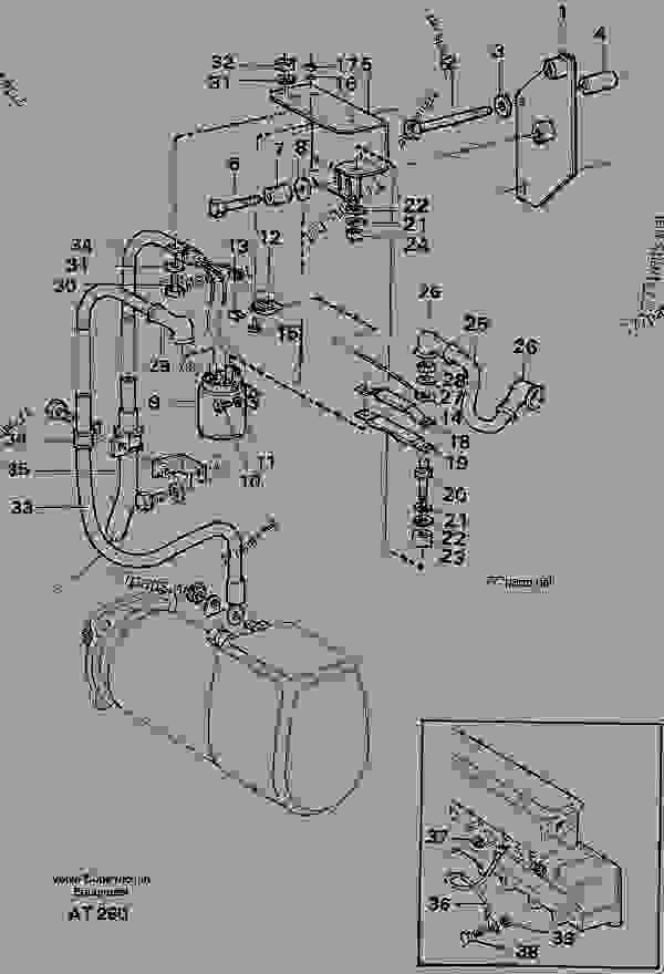 starter element with fitting parts - wheel loaders volvo l90c - electrical,  warning, informationsystems and instruments starting system electric air  pre-heater, excluding element | 777parts  777parts