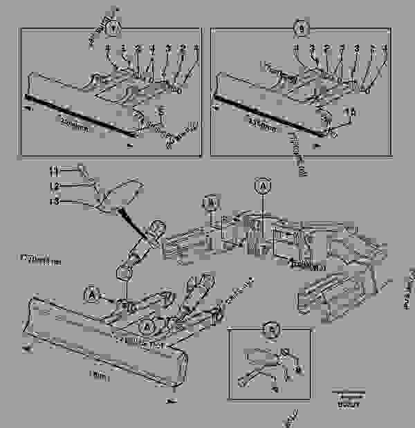 Equipment Parts Source Aftermarket Case Backhoe Crawler as well John Deere Dozer Blade Parts as well Shopdisplayproducts together with 430 580d Tractor Loader Backhoe further Bobcat S185 Skid Steer Loader Service Repair Workshop Manual A3l911001 A3lh11001. on dozer undercarriage diagram
