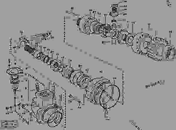 Differential Articulated Haulers Volvo A25c Power Transmission - Wiring Diagram