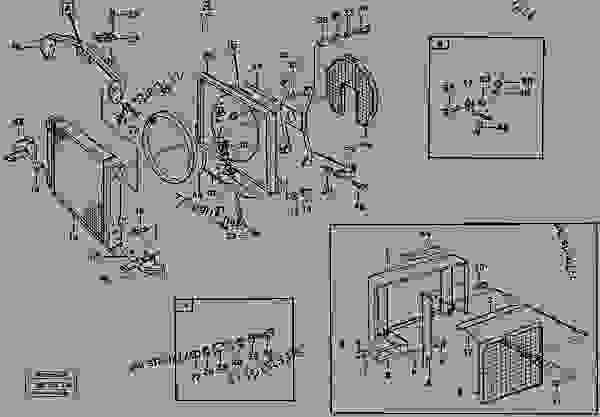 Radiator, Fitting Articulated Haulers Volvo A25c Engine With - Wiring Diagram